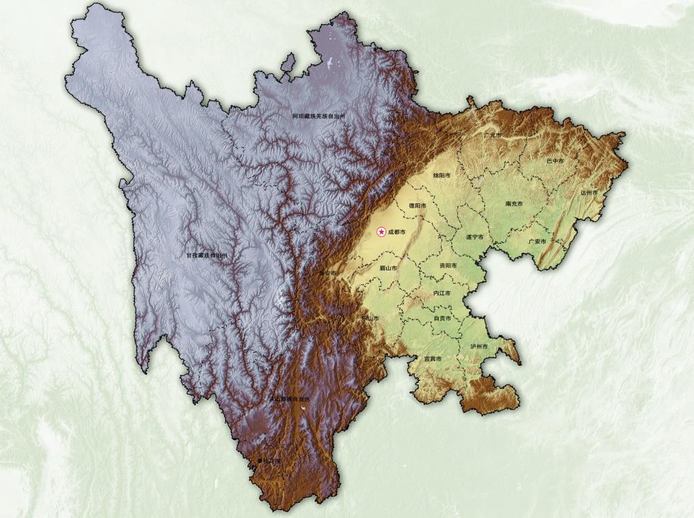 202106-四川省国土空间规划(2020—2035年)(草案)